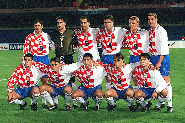 Equipe de croatie de football - Meilleur buteur coupe du monde 1994 ...